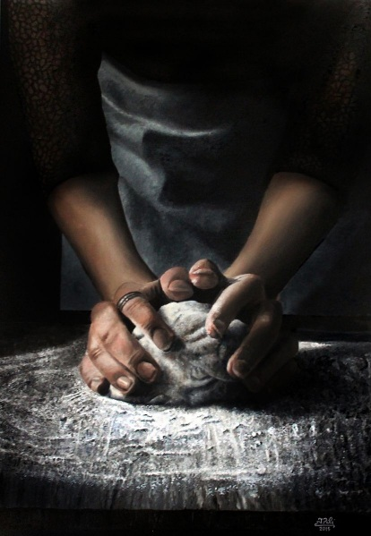 Ivan Pili - With the mother's hands