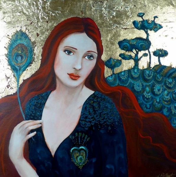 Loetitia Pillault - Contrée bleue
