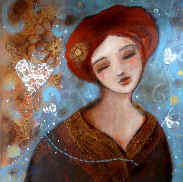 Loetitia Pillault - Mon coeur en apesanteur