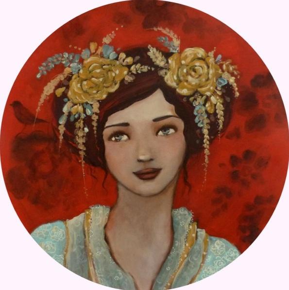 Loetitia Pillault - Serenade Rouge