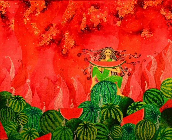 Pragati Sharma Mohanty - Watermelon Fairy