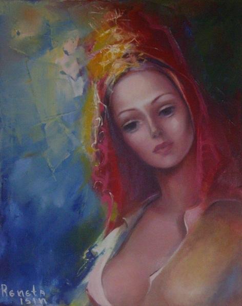 Reneta Isin - Woman