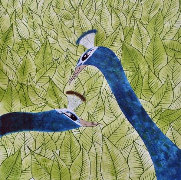 Картинки природы в абстракциях