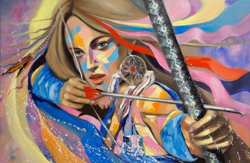 Svetlana Tikhonova - Dream Catcher II