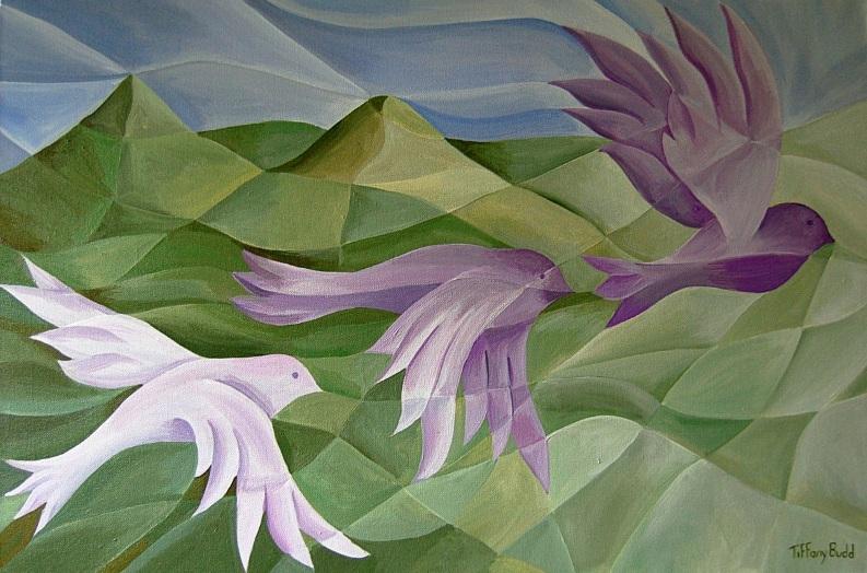 Tiffany Budd - Migration