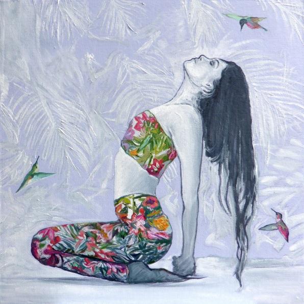 Timothy Adam Matthews - Yoga No.4