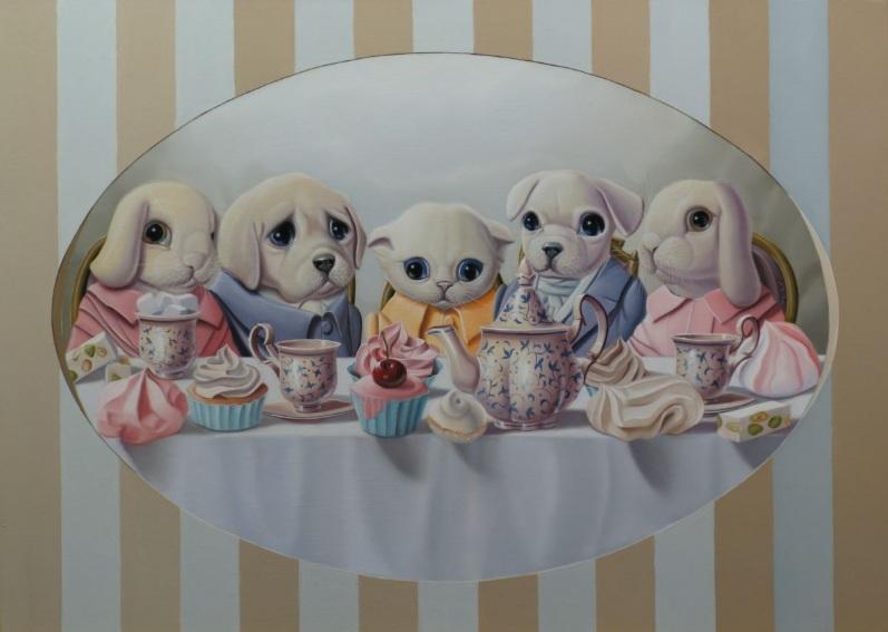 Valéry Vécu-Quitard - le thé gourmand