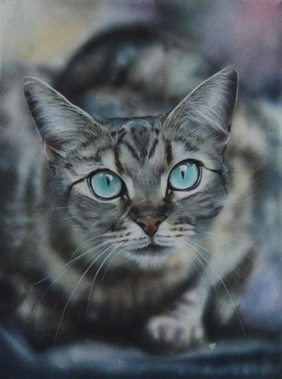 Victoria Coleman - Blue Eyes