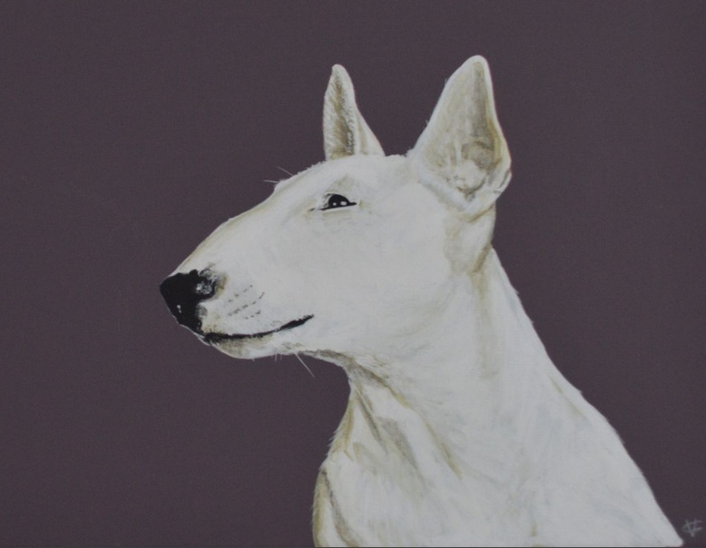 Victoria Coleman - White Bull