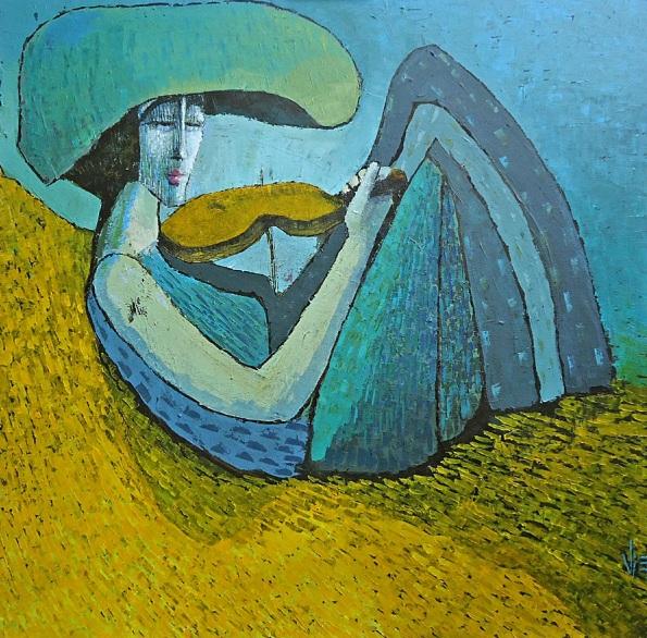Zhana Viel - Golden Violin