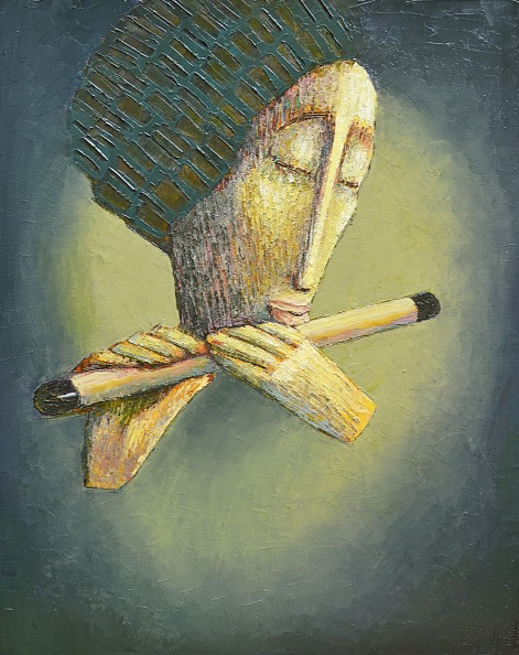 Zhana Viel - Hout Fluit