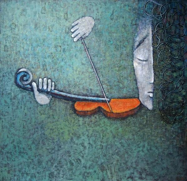 Zhana Viel - Tringless Violin