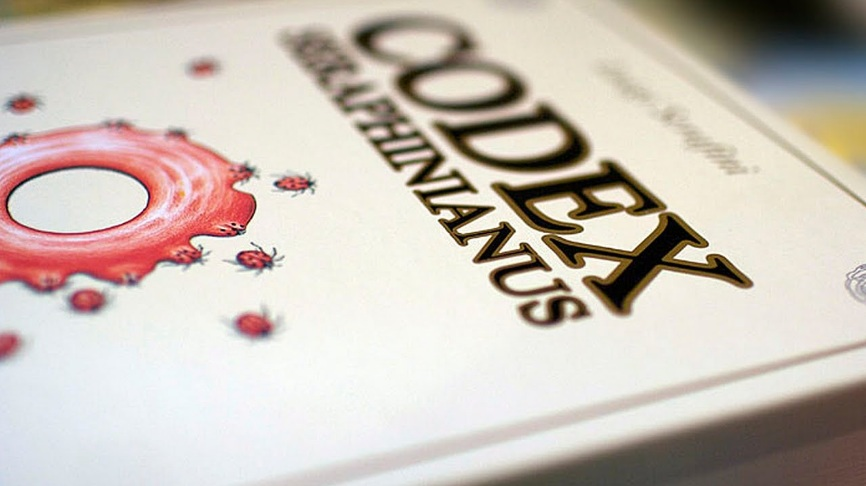 codex seraphinianus book