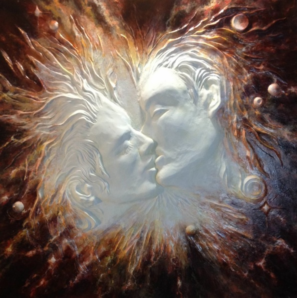 Alexander Koltakov - Two galaxies