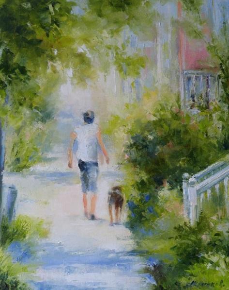 Alexander Koltakov - Walking with friend