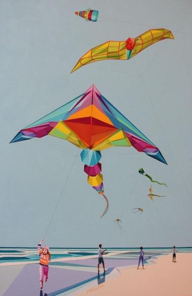 Antonio Cruz - Kites