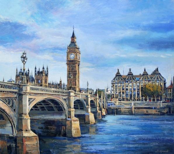 Behshad Arjomandi - London