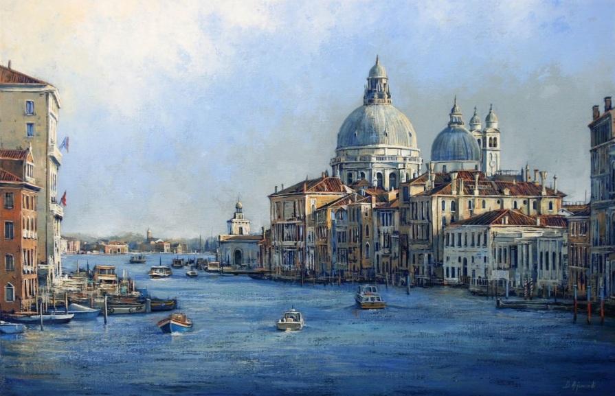 Behshad Arjomandi - Venice