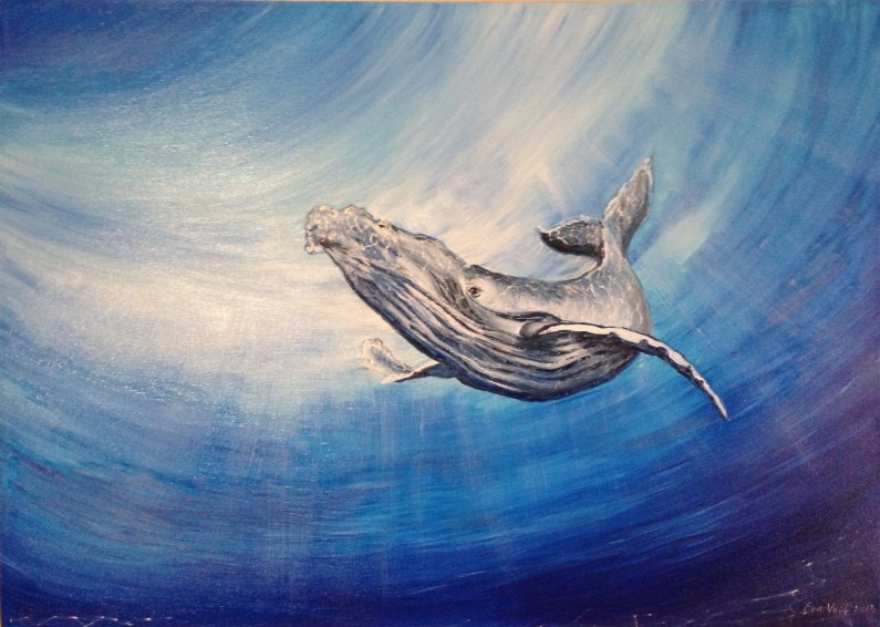Eva Volf - The Whale