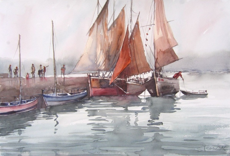 Goran Žigolić - In the harbor