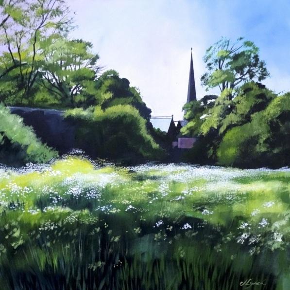 Joseph Lynch - Across The Water Meadow