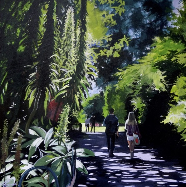 Joseph Lynch - Summer Walk In The Botanic Gardens