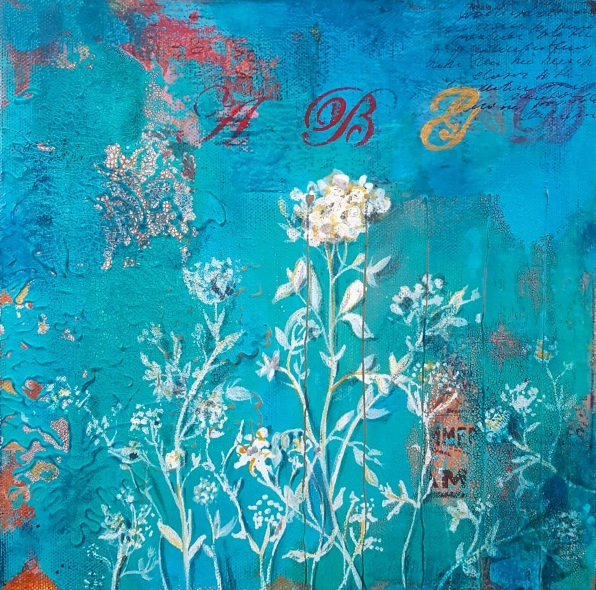 Laura Spring - Wall flower
