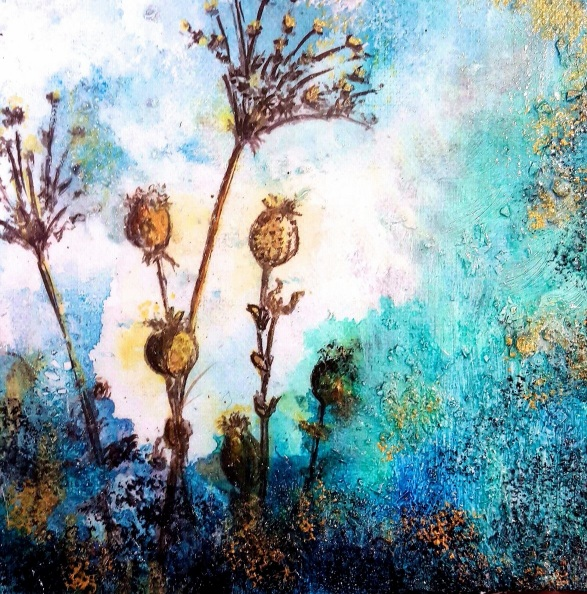Laura Spring - small painting