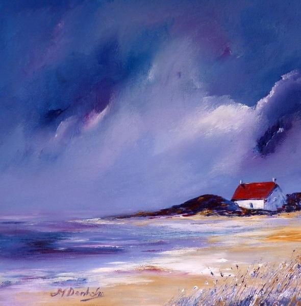 Margaret Denholm - Barra Twilight