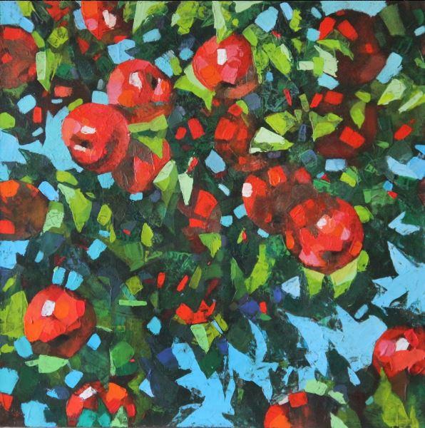 Natalia Leonova - Apples