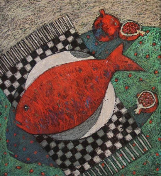 Natalia Leonova - RED FISH