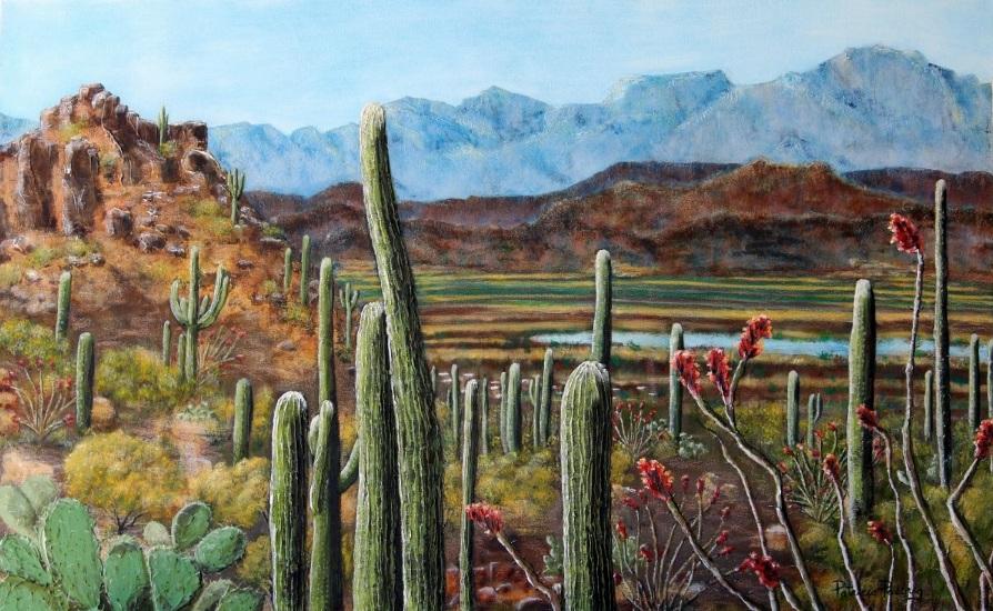 Patricia Pasbrig - Prickly View