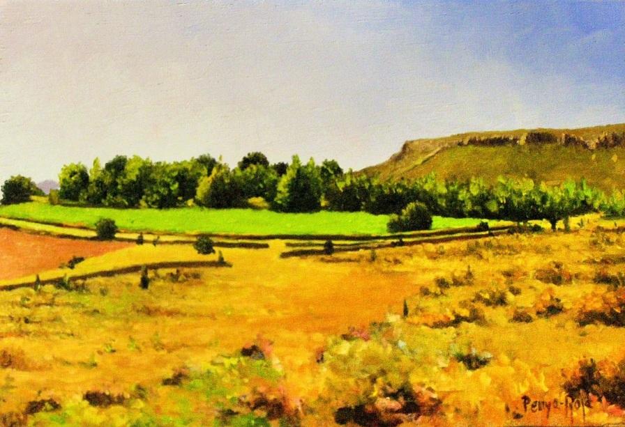 Penya-Roja - The environment of Ares del Maestre