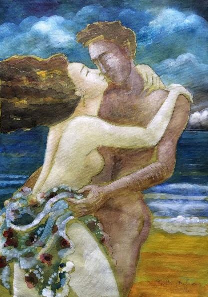 Phyllis Mahon - Summer