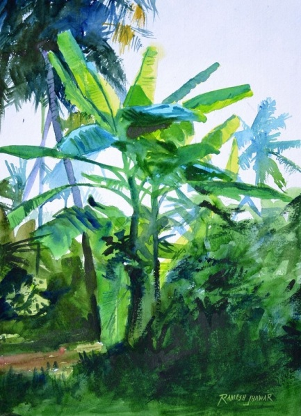 Ramesh Jhawar - A Bright Morning