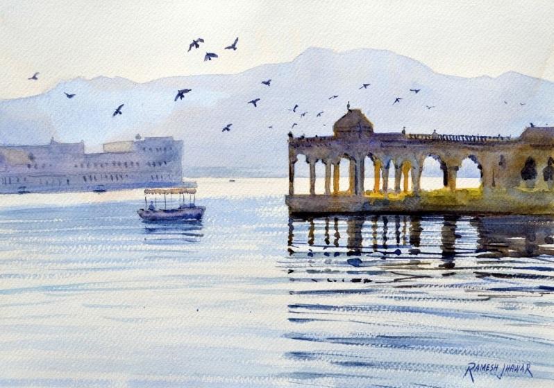 Ramesh Jhawar - Flight