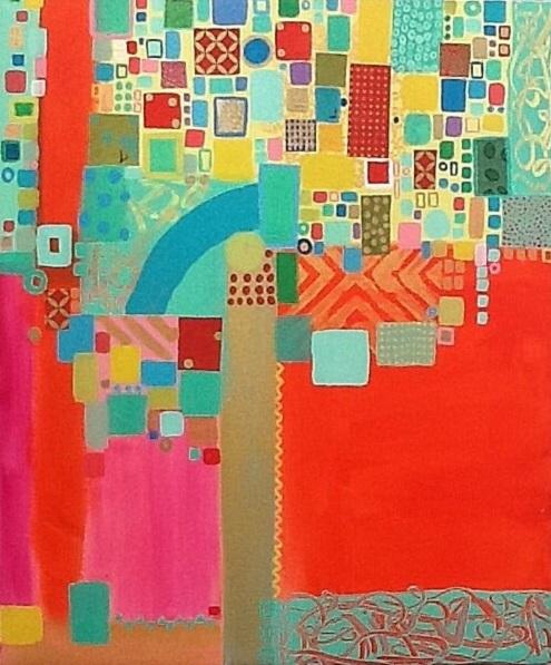 Rashna Hackett - Colour of Life