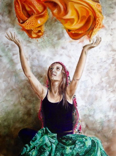 Sally Prendergast - Pashmina