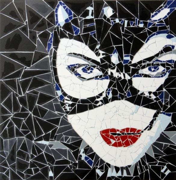 Sue Rowe - Cat Woman!