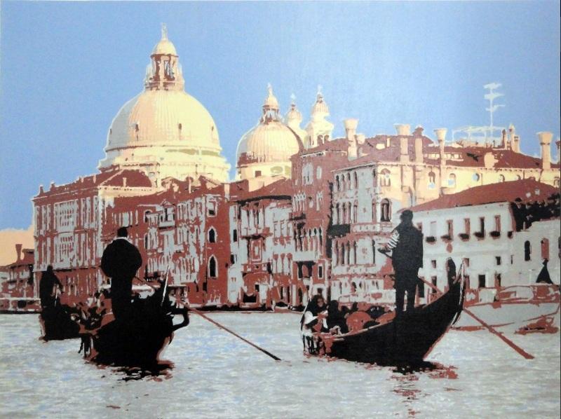 Sue Rowe - Venice Dome