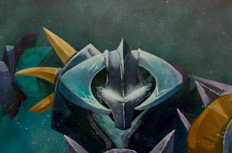 wombart-dota2-chaos-knight-detail-art-artwork-painting-устименко-дота2-картина