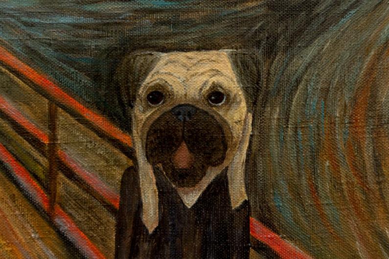 wombart-ustymenko-edvard-pugch-the-pugscream-detail-portrait-pug-art-artwork-устименко-картина-мопс-портрет