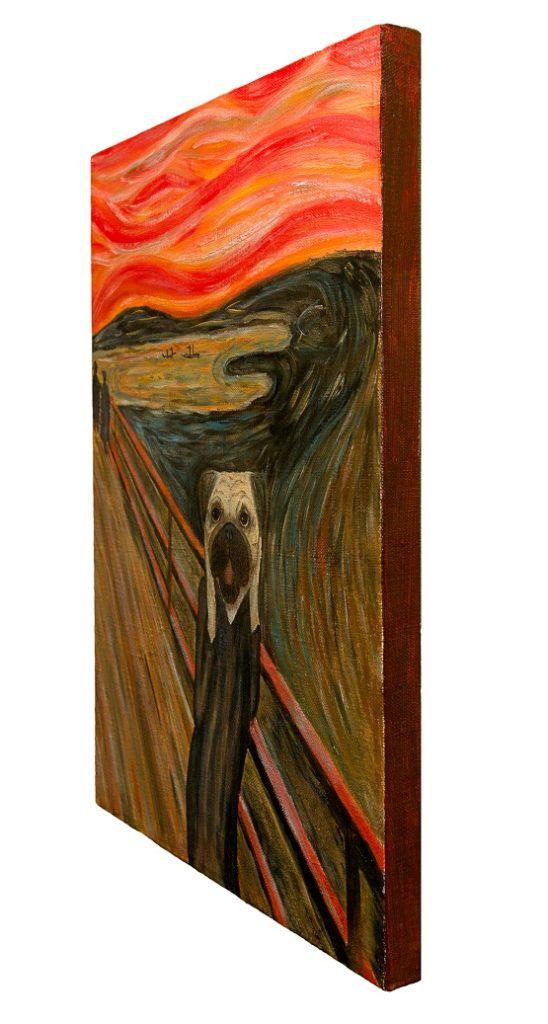 wombart-ustymenko-edvard-pugch-the-pugscream-side-view-pug-portrait-painting-art-artwork-устименко-картина-мопс-портрет