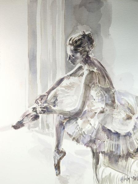Aleksandra Galas - Ballet dancer