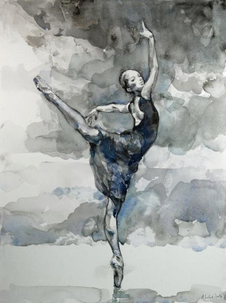 Aleksandra Galas - Dance