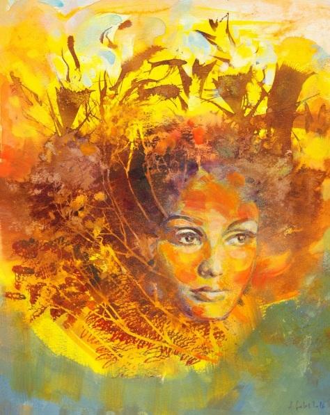 Aleksandra Galas - Sunny girl