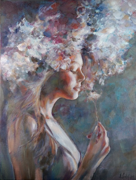 Aleksandra Galas - The smell of spring