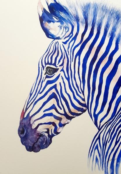 arti-chauhan-blazing-blue-zebra