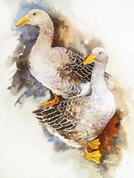 arti-chauhan-wild-geese