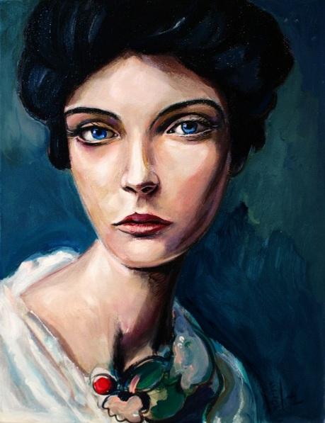 catalin-ilinca-spring-flower-woman-portrait